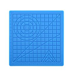3D Pen Silicone Drawing Mat - 170 x 170 mm