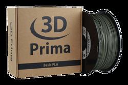 3D Prima Basic PLA - 1-75mm - 1 kg - Grau-Grün