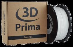 3D Prima Basic PLA - 1-75mm - 1 kg - Weiss
