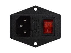 Anet ET4 - ET5 Power Socket with On-Off Switch and Fuse