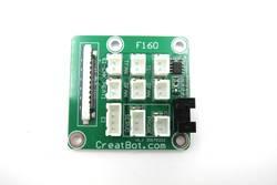 CreatBot F160 Extruder PCB