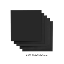 Frosted Acrylic Sheet for Snapmaker 2-0 - 290 - 290 - 3mm - 5-Pack