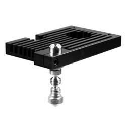 Micro Swiss - Vollständiges 0-4 mm Hotend aus Metall mit geschliztem Kühl-Block für Duplicater D6