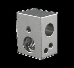 MK10 Aluminium Heat Block 20 x 16 x 11-5 mm