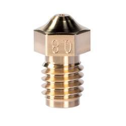 Phaetus PS M6 Brass Nozzle 0-8 mm - 1-75 mm - 1 pcs