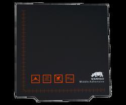 Wanhao D12 - 230 - Build surface sheet