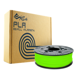 XYZprinting da Vinci Junior - Mini PLA - 600 g - neon green
