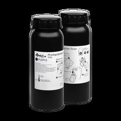 XYZprinting UV Resin-2 x 500 ml Flaschen - lila